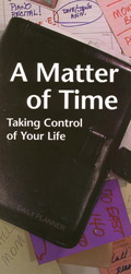 A Matter of Time - Time Management-0
